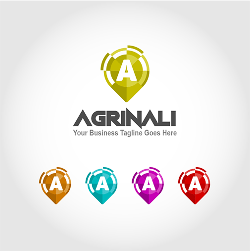 agrinali-logo-template